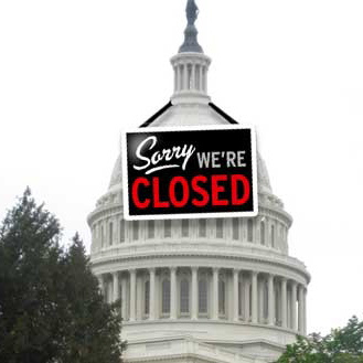 shutdown about 36 % of federal employees have been furloughed